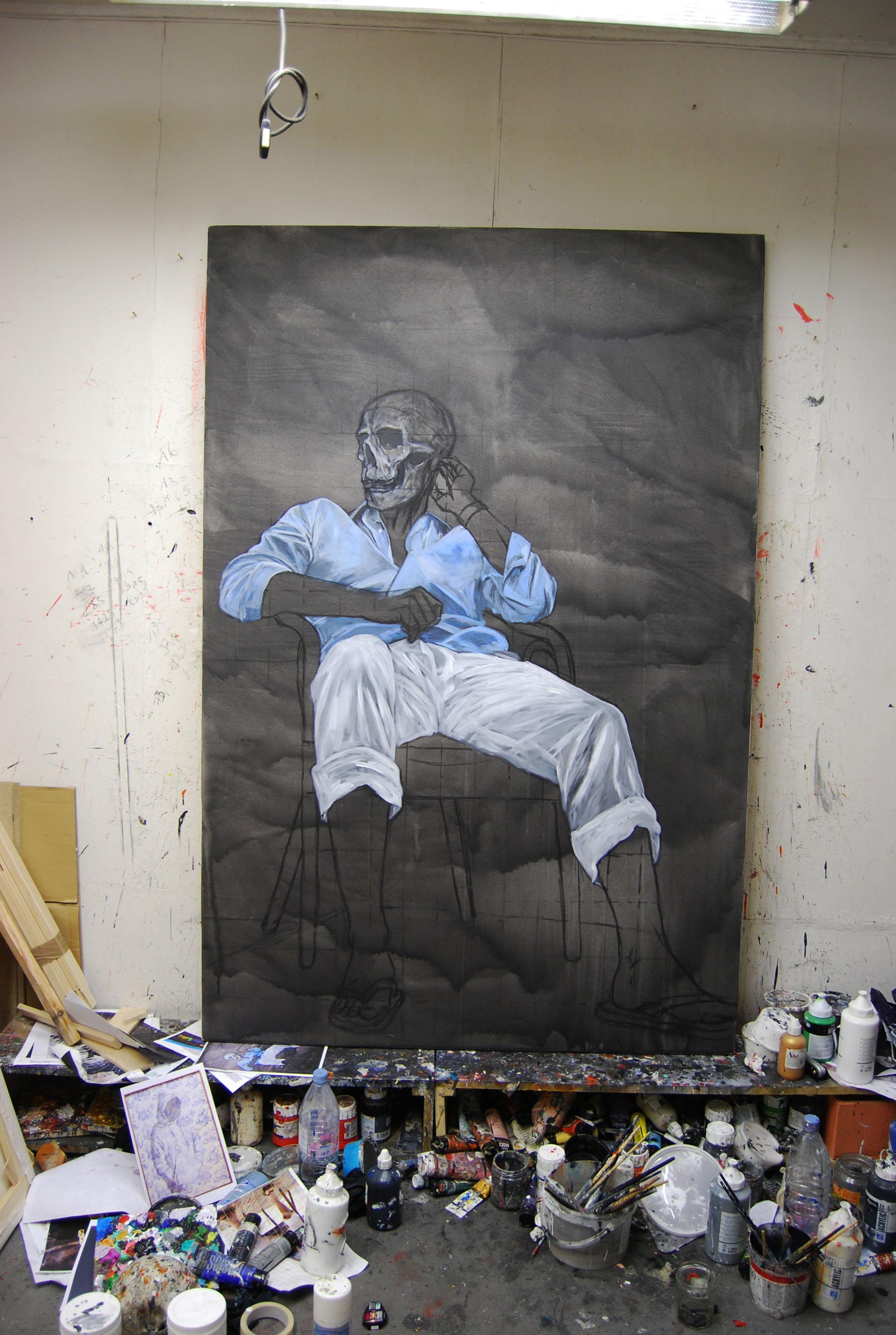 Benjamin Girard- 2011- Atelier
