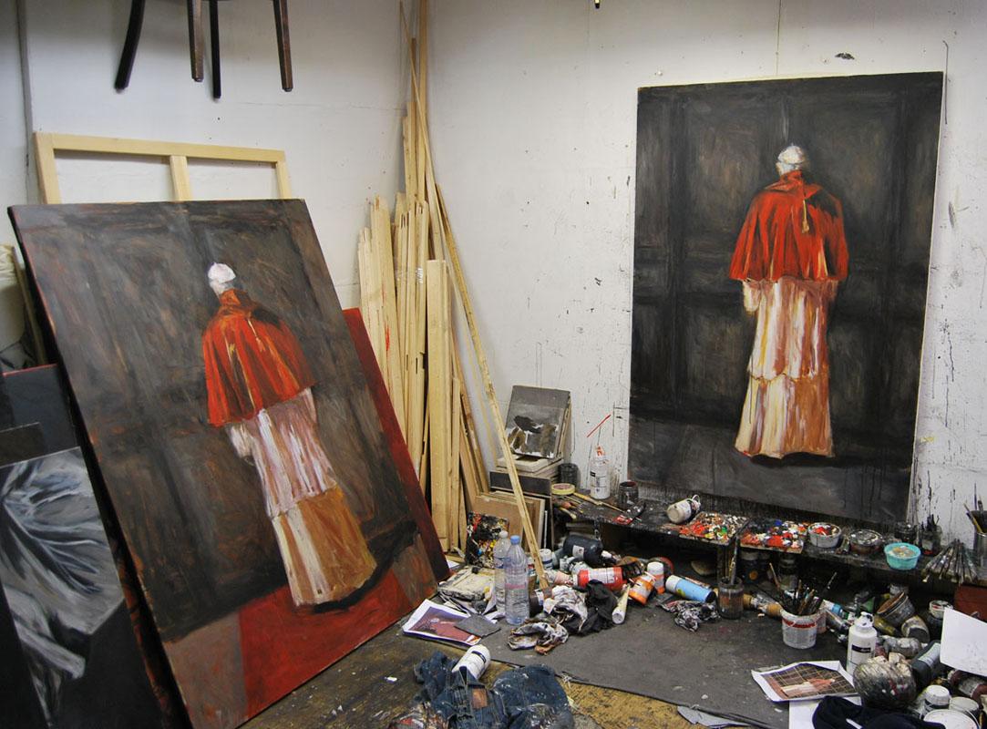 Vue Atelier LImbo