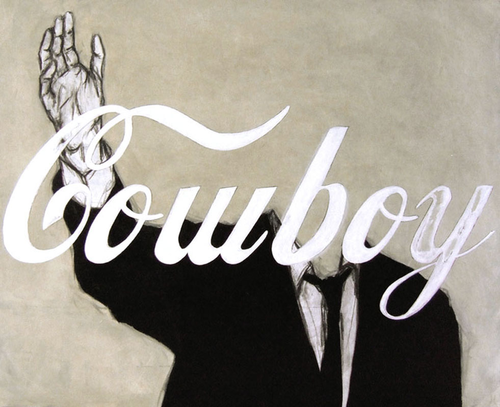 Ben jamin girard – Cowboy – 2008