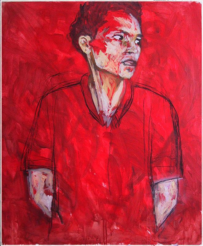 Benjamin Girard- 2002-rouge