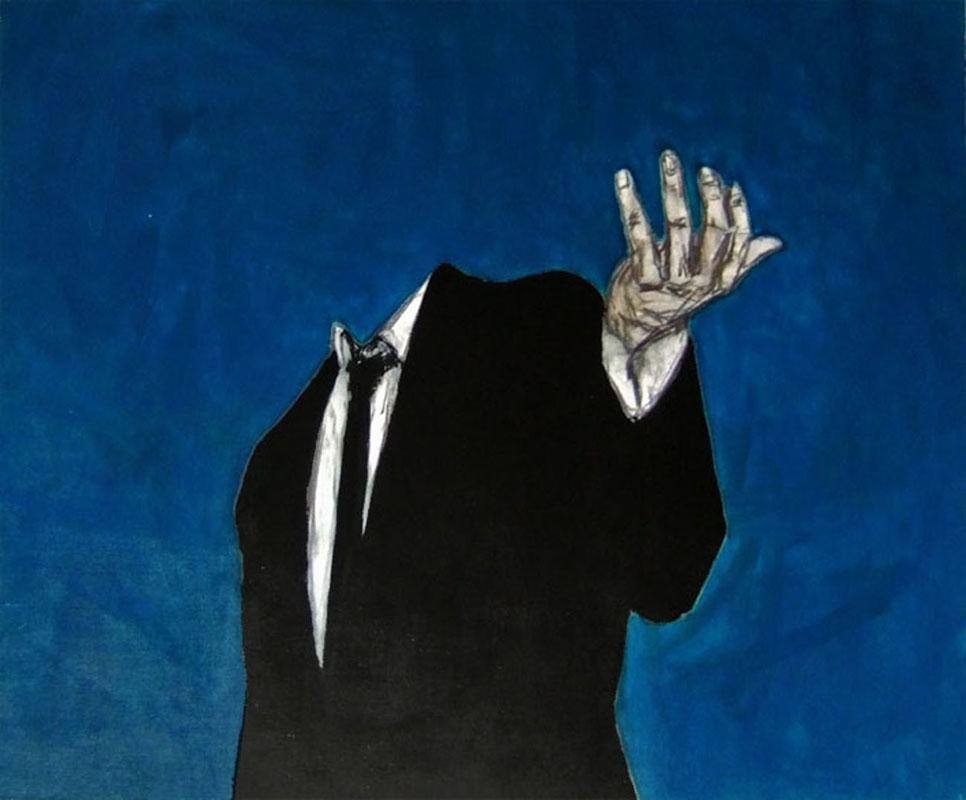 Benjamin Girard -2007 – Still life blue