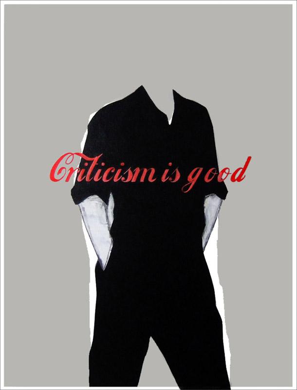 Benjamin Girard- 2007- criticism
