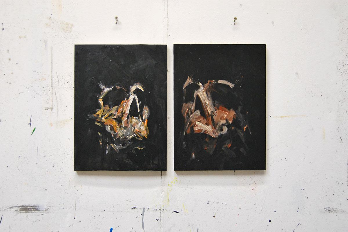 Benjamin Girard-2012-Colosses 1