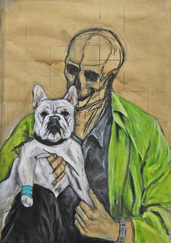 Benjamin Girard-2013-Dog