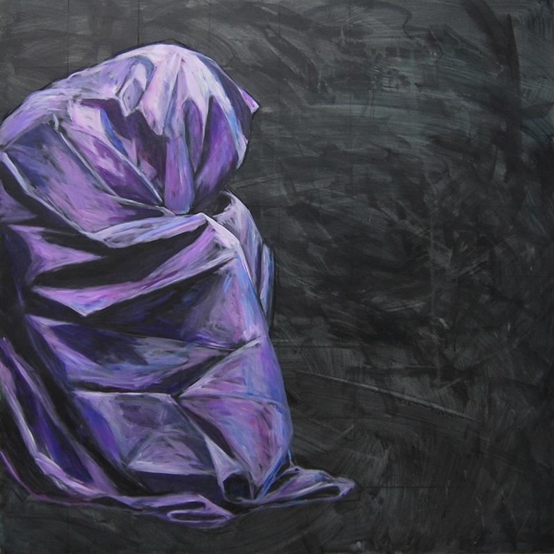 Benjamin Girard-2013-Purple rain