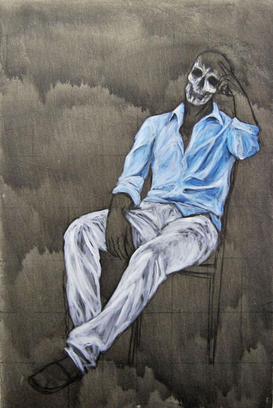 Benjamin Girard-2013-Sans titre bleu