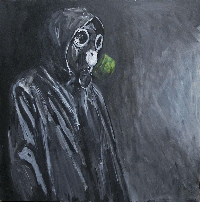 Benjamin Girard – Ghost- 2013