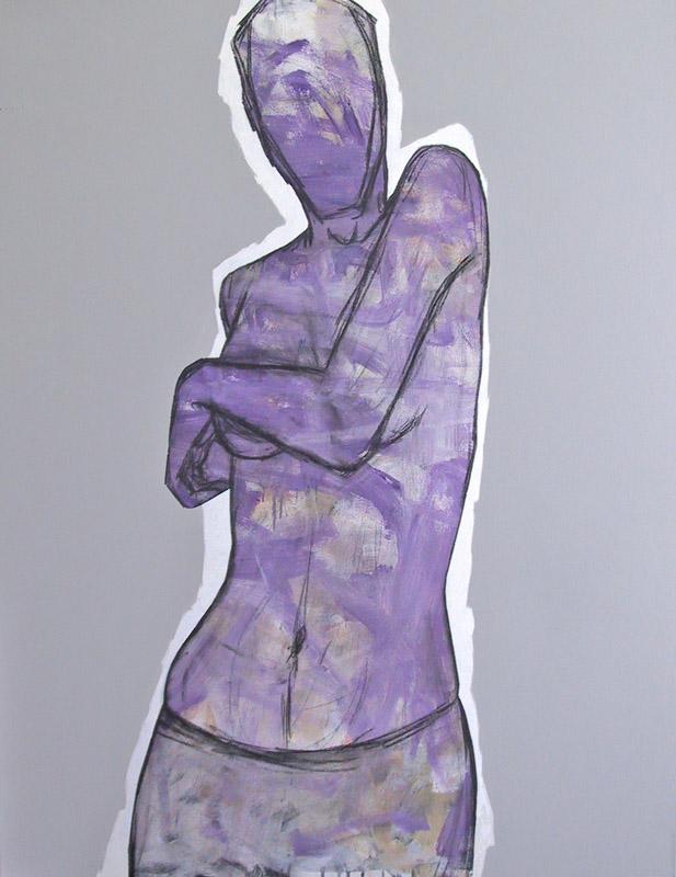 Benjamin Girard -Iclones – Purple rain