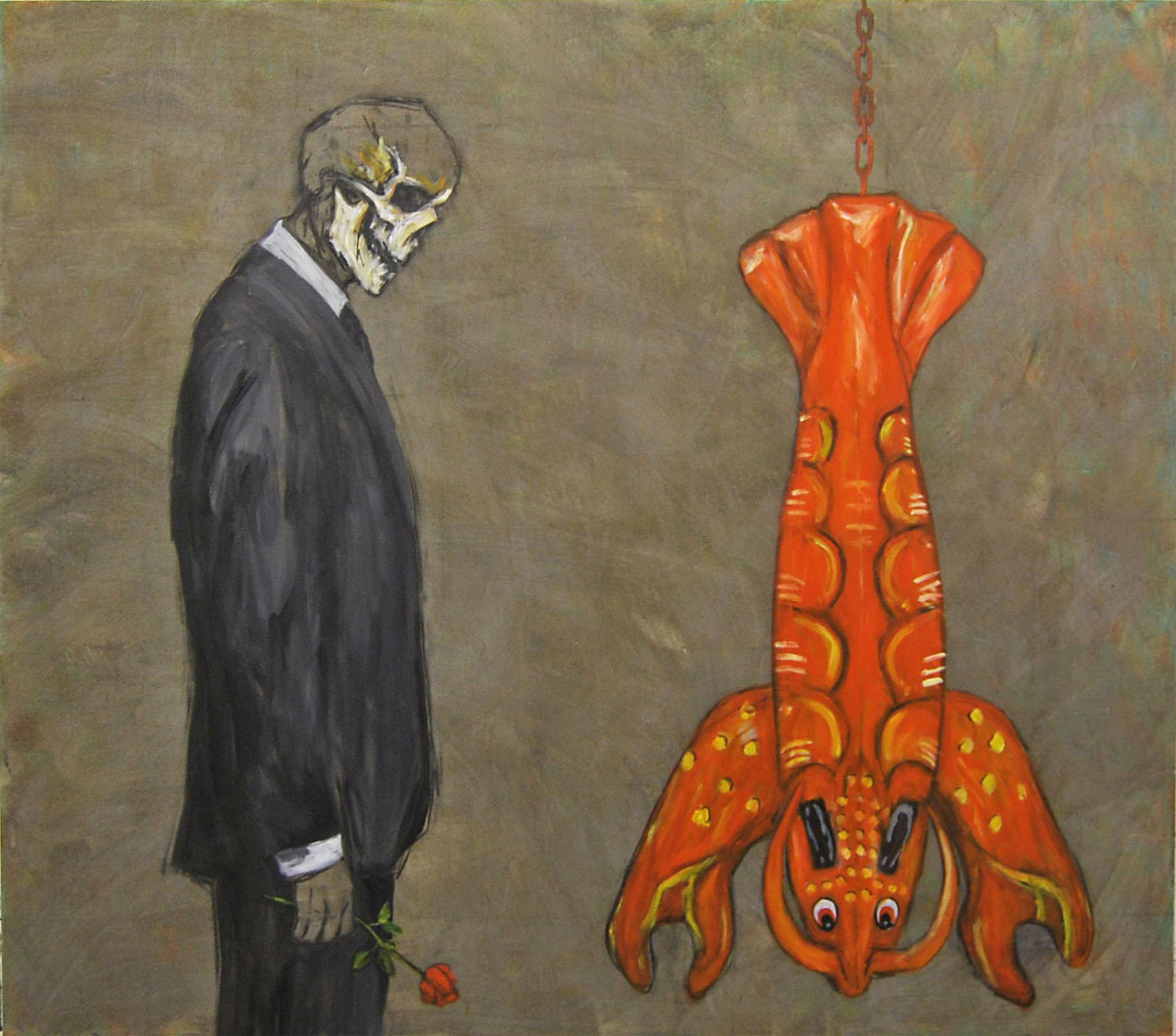 Benjamin Girard -La mort du homard